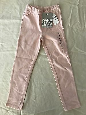 Gap Kids Warm And Cozy Leggings New With Tags XS 4-5
