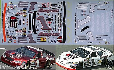 Nascar Decal # 1  Snap On 2004 Monte Carlo John Andretti - Jwtbm