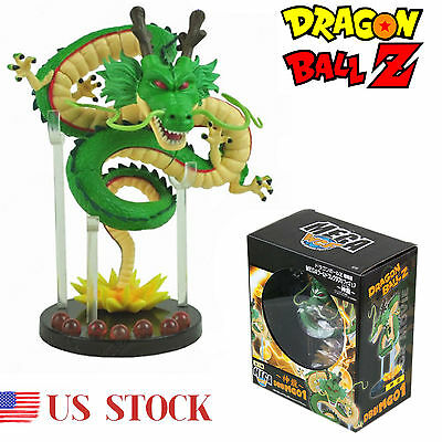 DragonBall Z God Dragon Shenlong Shenron With Ball Figure Statue Figurine Toys