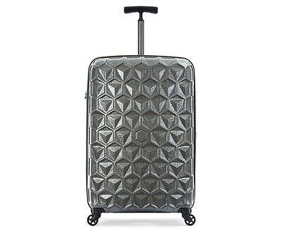 Antler Atom 4W Large Hardcase Luggage 74cm - Charcoal