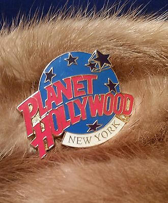 Planet Hollywood New York Advertising Pin Great Colors