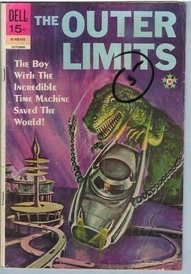 Outer Limits 18 Oct 1969 VG- (3.5)