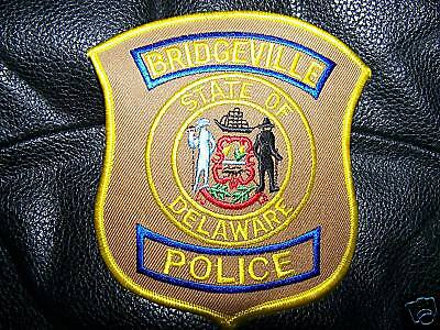 Bridgeville, De Police Patch