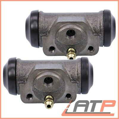 2x WHEEL BRAKE CYLINDER REAR JEEP CHEROKEE XJ 2.1 2.5 4.0 1984-01