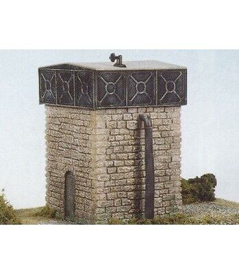 Wills Oo Scenic Series Ss34 Water Tower & Stone Base Wss34