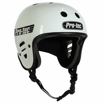 Protec Fullcut Bike Certified Helmet - Gloss White