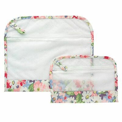 Cath Kidston Set of 2 Painted Laundry Bags with Netting - SOLD OUT IN STORES
