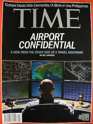 Time Magazine 3Rd March 2014 - Airport Confidential