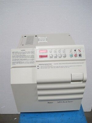 MIDMARK Ritter M9 Ultraclave Automatic Sterilizer Autoclave Medical M9-001