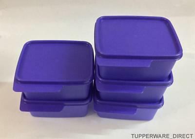 Tupperware Keep Tab Small - Containers - 500ML - Set of 5