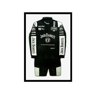 Jack Daniels Racing Jdr Frame Race Suit Todd Kelly Rick Kelly V8Supercars