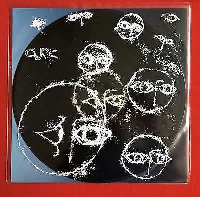 """THE CURE -A Letter To Elise- Original 12"""" in printed PVC sleeve (Vinyl Record)"""