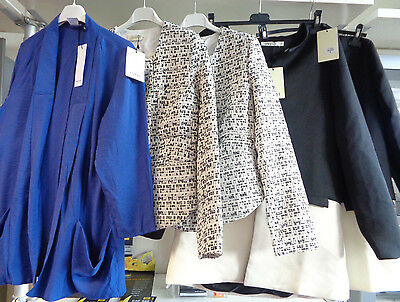 Bnwt Job Lot 5 X Ladies Smart Lined Jackets -Various Makes & Sizes