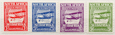 (I.B) South Africa Postal : Air Post Collection