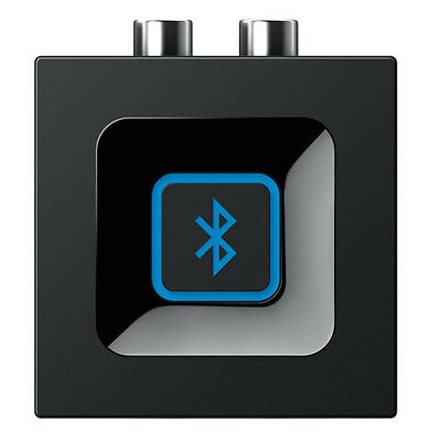 Logitech Bluetooth Audio Adapter Receiver For Audio Music New Uk 980-000913