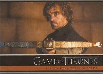 """Game of Thrones Season 4 - P1 Promo Card """"Tyrion Lannister"""""""