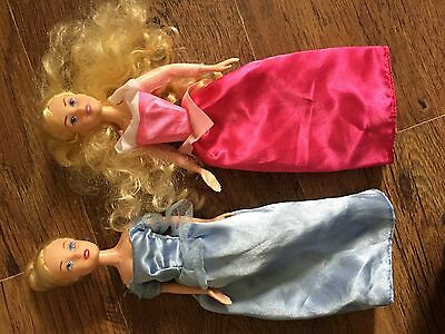 Disney princess bundle dolls sleeping beauty aurora Cinderella