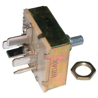 """McCormick MC115 Blower Switch 3 Speed. 1 1/2"""" square body Vat Included GS106607"""