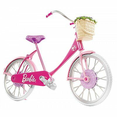 Barbie On The Go Doll Bike Accessory Pack Playset