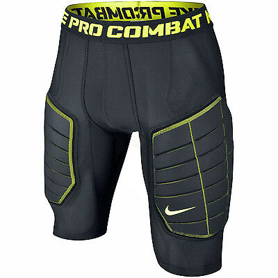 Nike Pro Combat Hyperstrong Elite Mens Padded Basketball Compression Shorts : XL