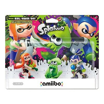 Nintendo amiibo - Splatoon Series 3-Pack
