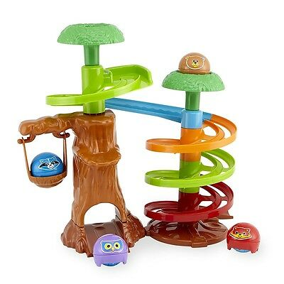 Bruin Infant Wacky Waddlers Woodland Tree House Playset