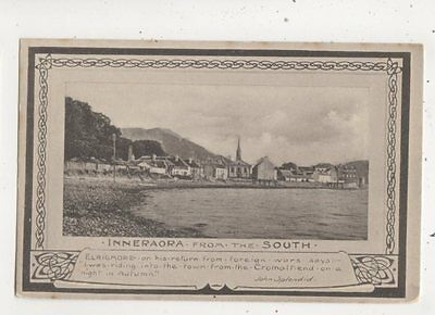 Inneraora From The South Argyll Scotland Vintage Postcard