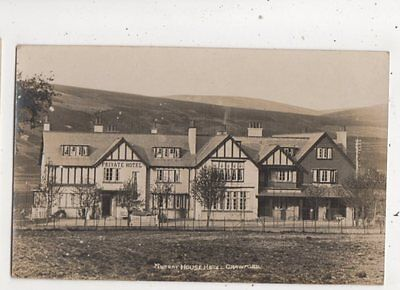 Murray House Hotel Crawford Lanarkshire Scotland Vintage RP Postcard