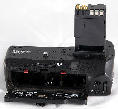 Olympus HLD-4 Power Battery Holder for the E5 / E3 Digital Camera
