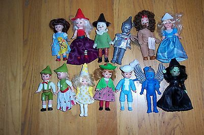 McDonalds MADAME ALEXANDER Dolls Lot of 13 Wizard of Oz Happy Meal Toy