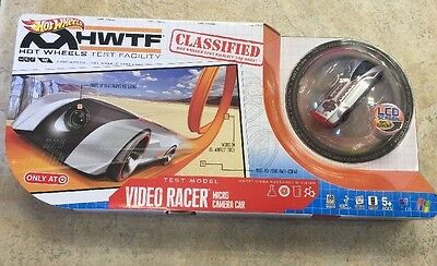 New Hot Wheels Video Racer Micro Camera Car