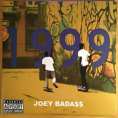 "Joey Badass "" 1999 "" ** Double Lp Ltd Edn Joey Bada$$ *** Coloured Vinyl ***"