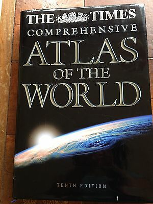 The Times Comprehensive Atlas Of The World, Tenth Edition