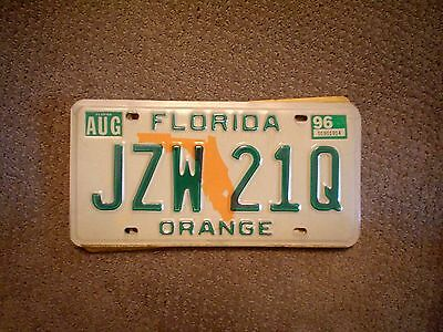 Florida State     License Plate    Buy All States Here