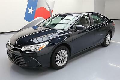 2016 Toyota Camry  2016 TOYOTA CAMRY LE CRUISE CTRL REAR CAM BLUETOOTH 32K #569181 Texas Direct
