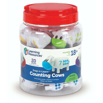 Learning Resources Learning Essentials Counting Cows NEW