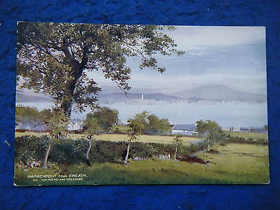 Lnwr Official (616): Warrenpoint From Meath - Scarce Postcard!
