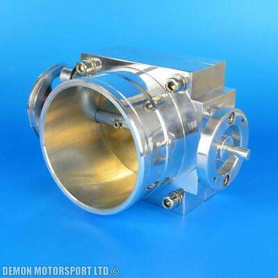 Universal 90mm CNC Billet Alloy Custom Throttle Body