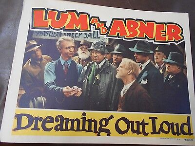 Radio Stars             Lum And Abner              Dreaming Out Loud
