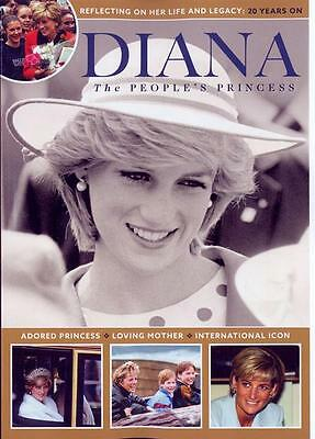 DIANA - The People's Princess 20th Anniversary Collectors' Special UK Magazine