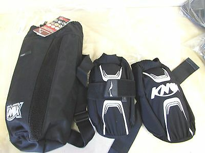 Knoxx - Ce Armor  Tp2  Knee Or Elbow Guard Set - Mens One Size Fits All