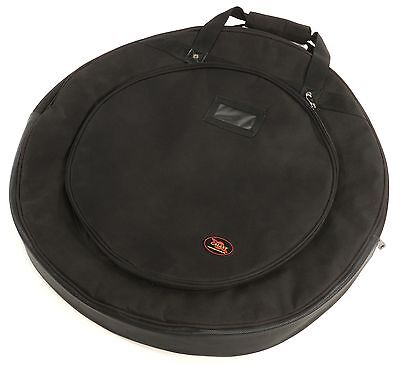 """Humes and Berg Galaxy 26"""" Cymbal Bag With Room for 6 Cymbals"""