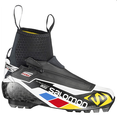 NEW Salomon S-Lab Classic Cross country ski boots - size: 4US / 2015