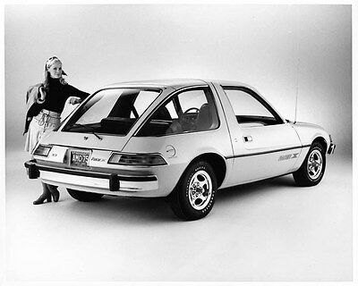 1975 AMC Pacer X Factory Photo ae2936