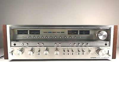 Gorgeous Vintage Pioneer SX-980 Stereo Receiver LED Upgrade 100% FREE SHIPPING!