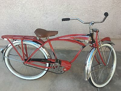 "RAREST! Collectable 1995 Schwinn Red Phantom Bicycle 26"" Mens Limited Edition"
