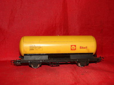 Wagon  Citerne Shell  Lima   Ho Train Electrique