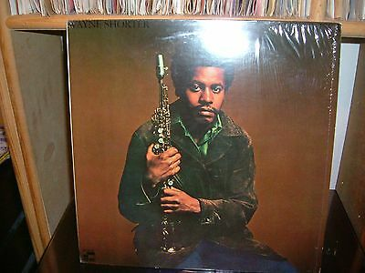 Wayne Shorter - Odyssey Of Iska U.S. Blue Note 1971 Jazz  NM/NM shrink