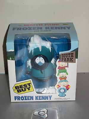 RARE SOUTH PARK FROZEN KENNY McCORMICK TOY DOLL FIGURE BY MEZCO NIB