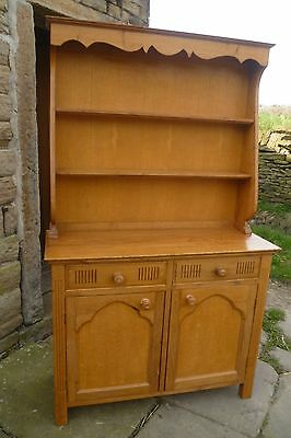 1930/50s Golden Oak Dresser